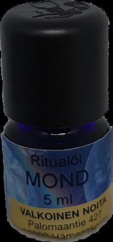 Kuu Rituaaliöljy 5ml