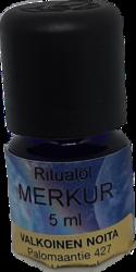Merkurius Rituaaliöljy 5ml
