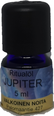 Jupiter Rituaaliöljy 5ml