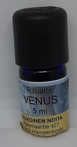 Venus Rituaaliöljy 5ml