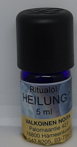 Paranemis Rituaaliöljy 5ml