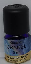 Oraakkeli Rituaaliöljy 5ml