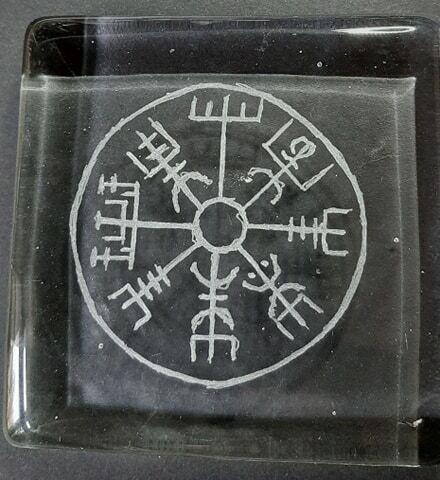 Vegvisir amuletti