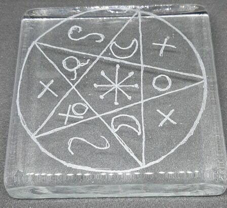 Varjon Pentagram