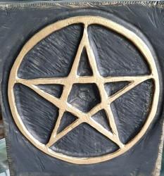 Alttari taulu Pentagram