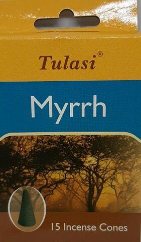 Myrrh suitsuke kartio