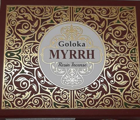 Myrrh resin 30g