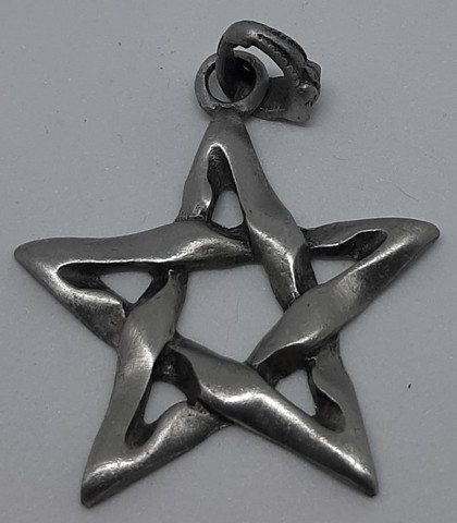 Tina pentagram n.6cm