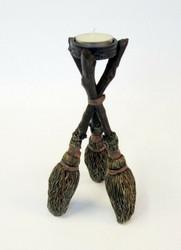 Kynttilänjalka Noidan luuta