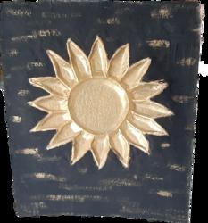 alttari taulu Aurinko