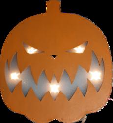 Halloween kurpitsa valolla 1