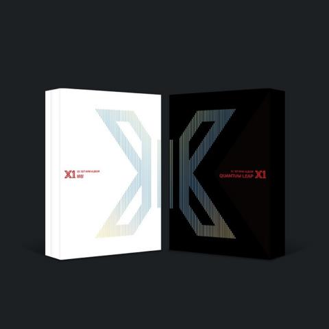 X1 - SOAR: QUANTUM LEAP (1ST MINI ALBUM)