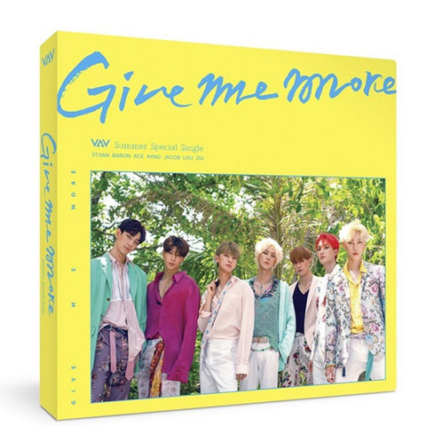VAV - GIVE ME MORE (SUMMER SPECIAL SINGLE ALBUM)