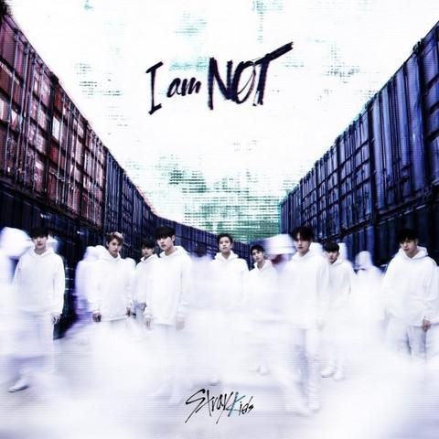 STRAY KIDS - I AM NOT (1ST MINI ALBUM)