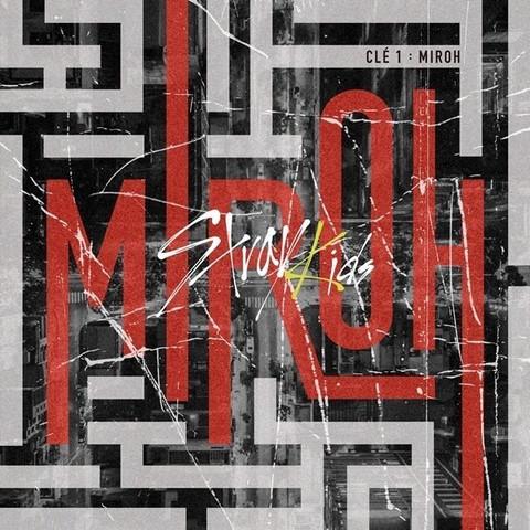 STRAY KIDS - CLE 1 : MIROH (3RD MINI ALBUM) NORMAL VERSION