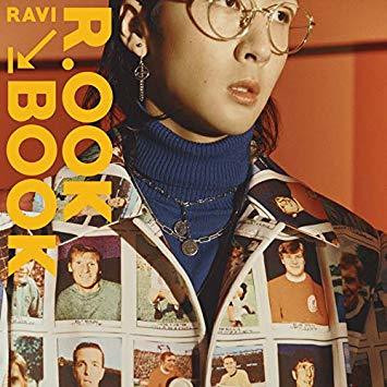 RAVI - R.OOK BOOK (2ND MINI ALBUM)
