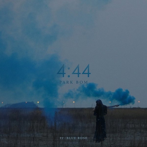 PARK BOM - RE:BLUE ROSE (REPACKAGE ALBUM)