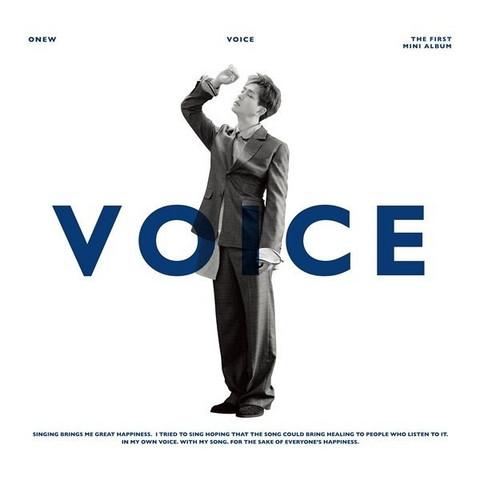 ONEW - VOICE (1ST MINI ALBUM)