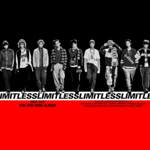 NCT 127 - LIMITLESS (2ND MINI ALBUM)