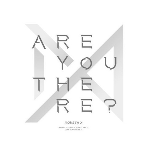 MONSTA X - TAKE.1 ARE YOU THERE? (1ST ALBUM)