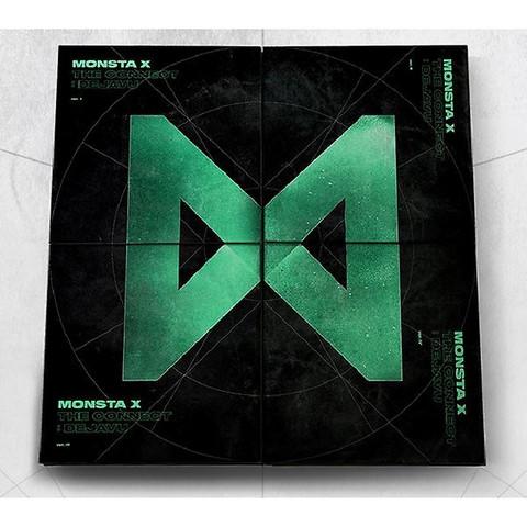MONSTA X - THE CONNECT : DEJAVU (6TH MINI ALBUM)