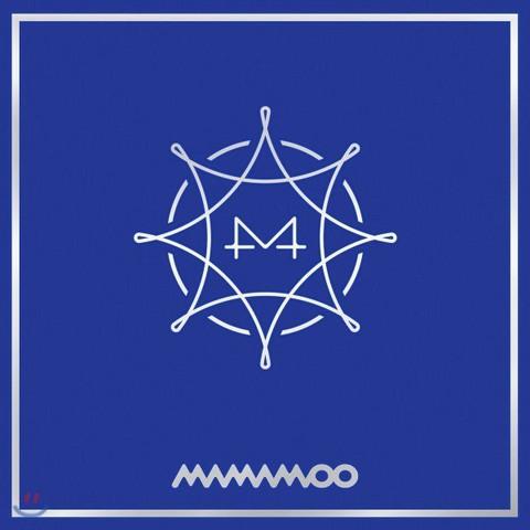 MAMAMOO - BLUE'S (8TH MINI ALBUM)