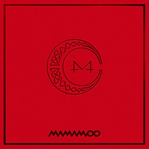 MAMAMOO - RED MOON (7TH MINI ALBUM)
