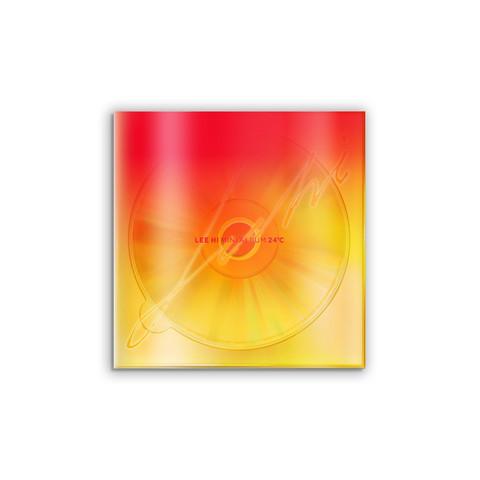 LEE HI - 24℃ (1ST MINI ALBUM)