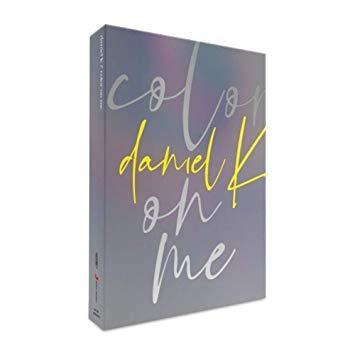 KANG DANIEL - COLOR ON ME (1ST MINI ALBUM)
