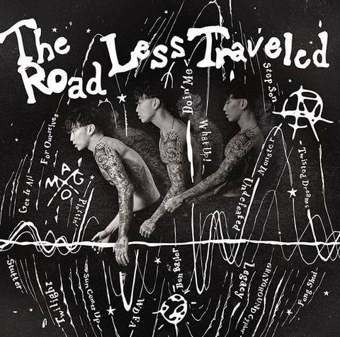 JAY PARK - THE ROAD LESS TRAVELED (5TH ALBUM)