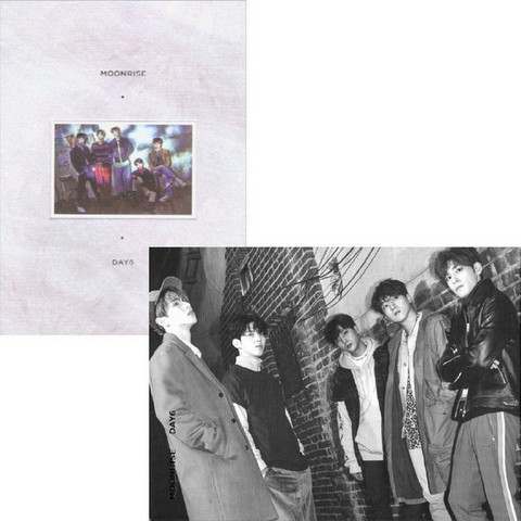 DAY6 - MOONRISE (2ND ALBUM)