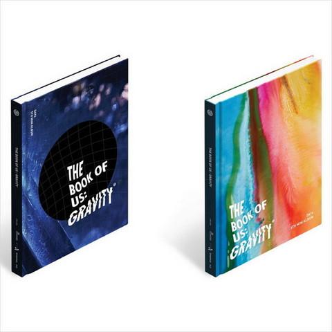 DAY6 - THE BOOK OF US : GRAVITY (5TH MINI ALBUM)