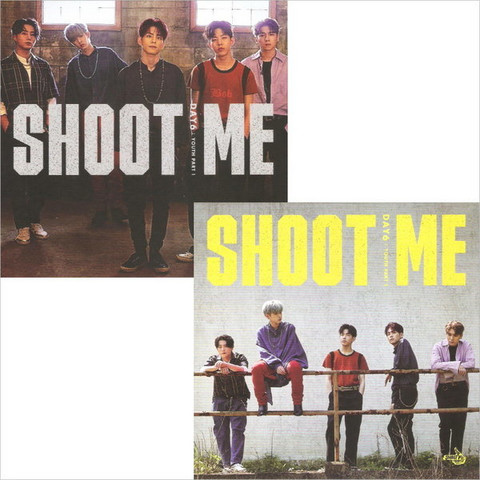 DAY6 - SHOOT ME : YOUTH PART 1 (3RD MINI ALBUM)