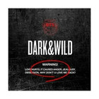 BTS - DARK & WILD (1ST ALBUM)
