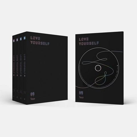 BTS - LOVE YOURSELF 'TEAR' (3RD ALBUM)
