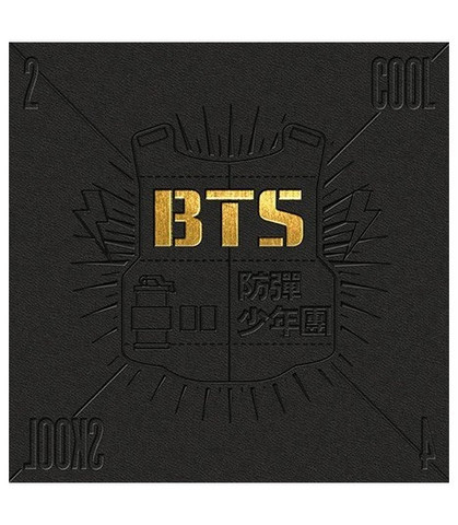 BTS - 2 COOL 4 SKOOL (1ST SINGLE ALBUM)