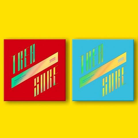 ATEEZ - TREASURE EP.3 : ONE TO ALL (3RD MINI ALBUM)