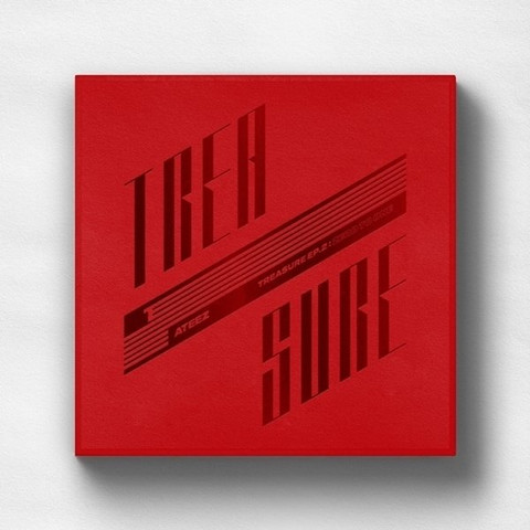 ATEEZ - TREASURE EP.2 : ZERO TO ONE (2ND MINI ALBUM)