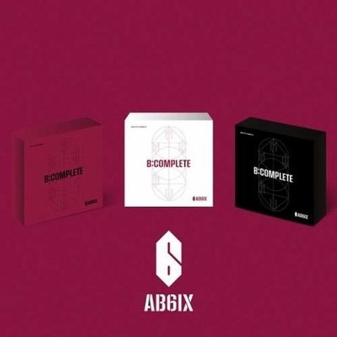 AB6IX - B:COMPLETE (1ST MINI ALBUM)