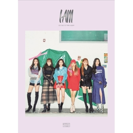 (G)I-DLE - I AM (1ST MINI ALBUM)