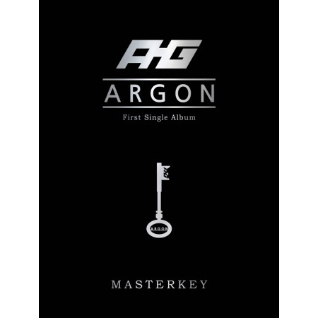 ARGON - MASTER KEY (1ST SINGLE ALBUM)