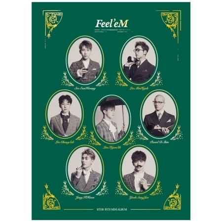 BTOB - FEEL'EM (10TH MINI ALBUM)