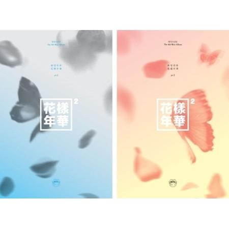 BTS - THE MOST BEAUTIFUL MOMENT IN LIFE PT.2 (4TH MINI ALBUM)