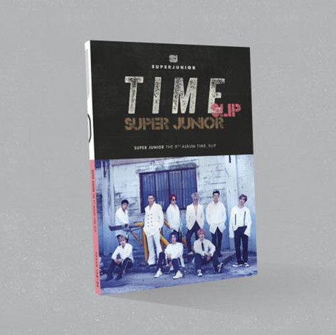 SUPER JUNIOR – TIME SLIP (9TH ALBUM)