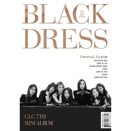 CLC - BLACK DRESS (7TH MINI ALBUM)