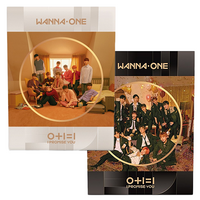 WANNA ONE - 0+1=1 I PROMISE YOU (2ND MINI ALBUM)