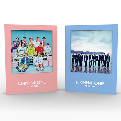 WANNA ONE - TO BE ONE (1ST MINI ALBUM)