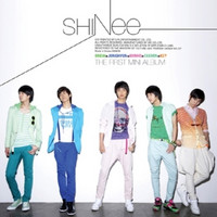 SHINEE – 1ST MINI ALBUM