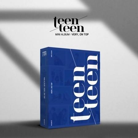 TEEN TEEN - VERY, ON TOP (1ST MINI ALBUM)