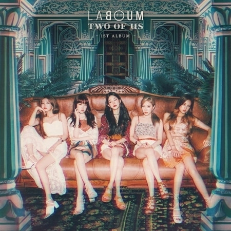 LABOUM - TWO OF US (1ST ALBUM)